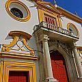 Plaza De Toros De La Maestranza - Seville  by Juergen Weiss