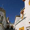 Plaza De Toros De La Real Maestranza - Seville by Juergen Weiss