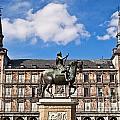 Plaza Mayor by John Greim