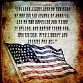 Pledge by Angelina Vick