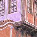 Plovdiv Old Town by Hristo Hristov