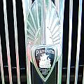 Plymouth Brothers  Emblem by Richard Adams