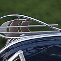Plymouth Hood Ornament by Dennis Hedberg