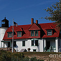 Point Betsie Light Station by Grace Grogan
