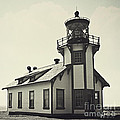 Point Cabrillo Lighthouse by Pam  Holdsworth