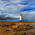 Point Of Ayr Beach by Adrian Evans