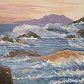 Point Reyes Storm by Al Steinberg