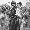 Policeman, 1885 by Granger