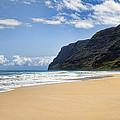 Polihale Beach by Kelley King