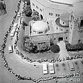 Polio Immunization, Aerial View, 1962 by Science Source