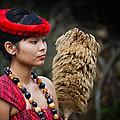 Polynesian Beauty by Ralf Kaiser
