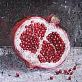 Pomegranate by Lolita Bronzini