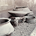 Pompeii: Cooking Pots by Granger