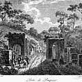 Pompeii: Herculaneum Gate by Granger