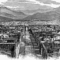 Pompeii: Ruins, C1880 by Granger