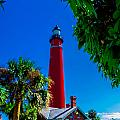Ponce Inlet Lighthouse 1 by Shannon Harrington