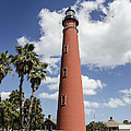 Ponce Inlet Lighthouse by Mike Fitzgerald