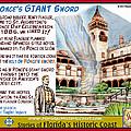 Ponce's Giant Sword by Warren Clark