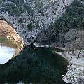 Pond Dark Ardeche France by Colette V Hera  Guggenheim