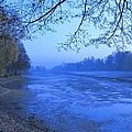 Pond by Wojtek Kowalski