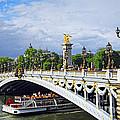 Pont Alexander IIi by Elena Elisseeva