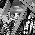 Pont Lafayette Paris by Andrew Fare