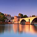 Pont St. Benezet by Brian Jannsen