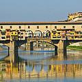Ponte Vecchio by Richard Henne