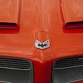 Pontiac Firebird Grille by Jill Reger