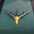 Pontiac Hood Ornament Lit by Mick Anderson