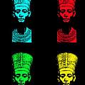 Pop Nefertiti by One Rude Dawg Orcutt