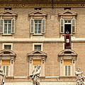 Pope Benedict Xvi C by Andrew Fare