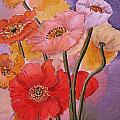 Poppies by Heidi Brummer