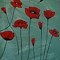 Poppy Love by Leslie Allen