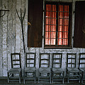 Porch Of The Bolduc House Museum by Randy Olson
