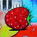 Porcupine Strawberry by Snake Jagger