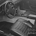 Porsche Interior by George Pedro