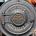 Port Huron Engine And Thresher Company . Steam Train Locomotive Engine 8613 . 7d12906 by Wingsdomain Art and Photography