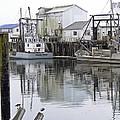 Port Of Nahcotta by Pamela Patch