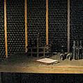 Port Wine Cellar by Arlene Carmel