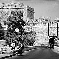 Porta Di Limisso Old Land Limassol Gate In The Old City Walls Famagusta by Joe Fox