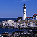 Portland Head Inshore by Skip Willits