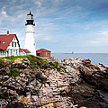 Portland Head Light by Jason Smith