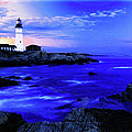 Portland Head Lighthouse by Fred Kirchhoff