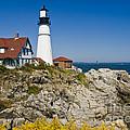 Portland Head Lighthouse by Tim Mulina
