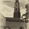 Portmeirion Bell Tower by Steev Stamford