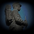Portrait 31 American Civil War by David Dehner