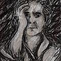 Portrait by Darcy Babines