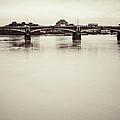 Portrait Of A London Bridge by Lenny Carter