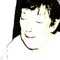 Portrait Of Tears 1 by Lenore Senior